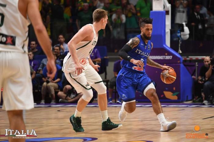 EuroBasket 2017 - Italia, la carica di Hackett e Baldi Rossi
