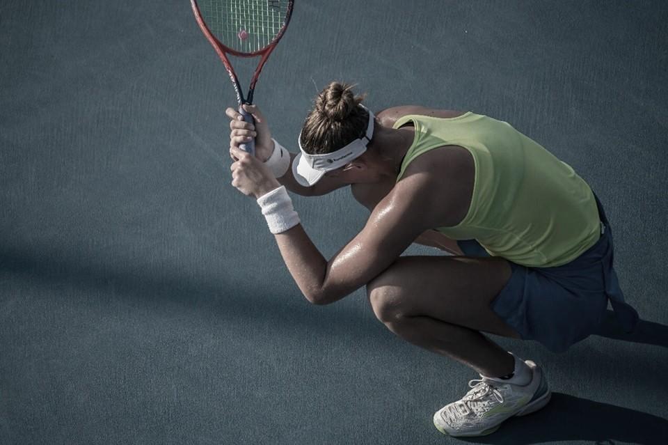 """Bia Haddad desabafa sobre punição por doping: """"Gritei de desespero"""""""