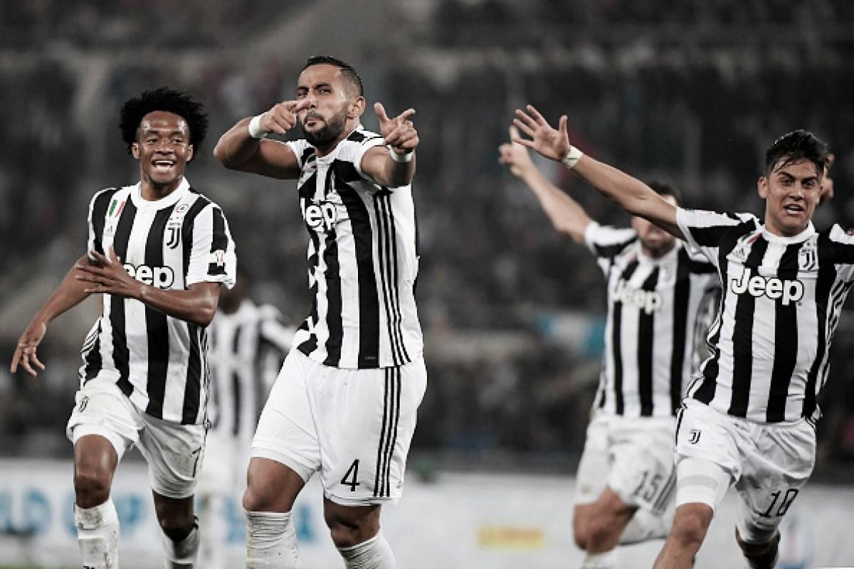 Juventus goleia Milan e faturaquarto título de Copa Itália consecutivamente