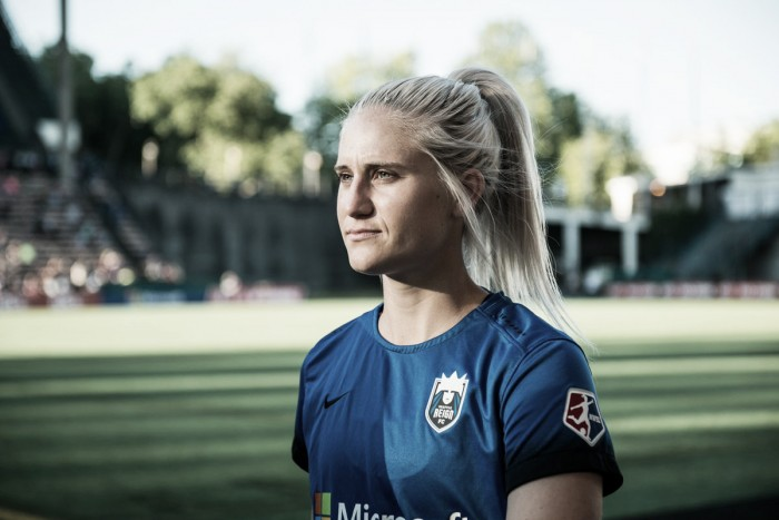 Seattle Reign waive midfielder Michaela Hahn