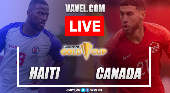 Goals and Highlights: Haiti 1-4 Canada in Gold Cup 2021