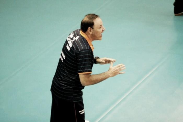 Haírton Cabra elogia empenho do São Caetano em derrota diante do Rexona/Sesc