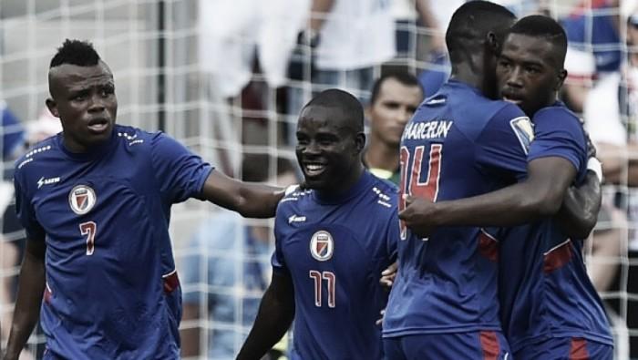 Haití debuta frente a Perú