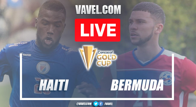 Goals and Highlights: Haiti 4-1 Bermuda in Gold Cup Qualifiers 2021