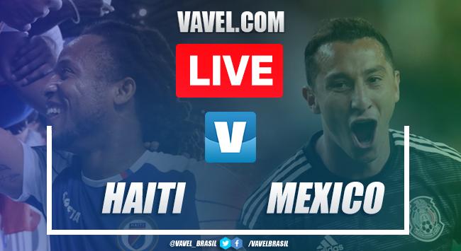 Gols e melhores momentos Haiti 0x1 México pela Copa Ouro 2019