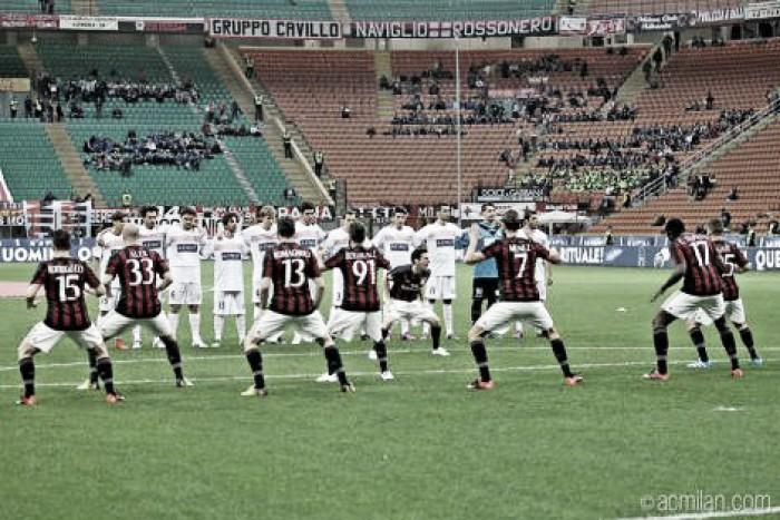 Una 'haka' y poco fútbol