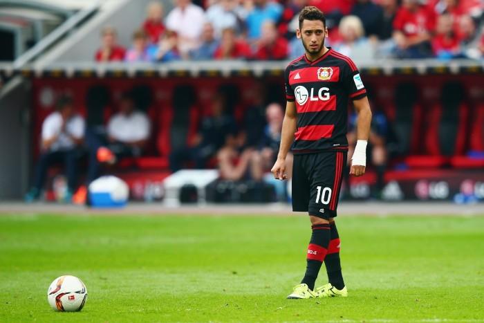 Liga: Atletico ad un passo da Calhanoglu, Konoplyanka allo Schalke 04