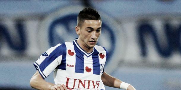 Hakim Ziyech se convierte en nuevo jugador del Twente