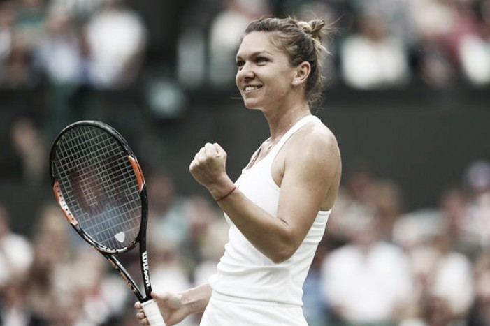 Wimbledon 2016: Halep cruises past Bertens to reach Round Four