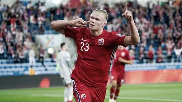 Erling Haaland, el mejor amigo del gol