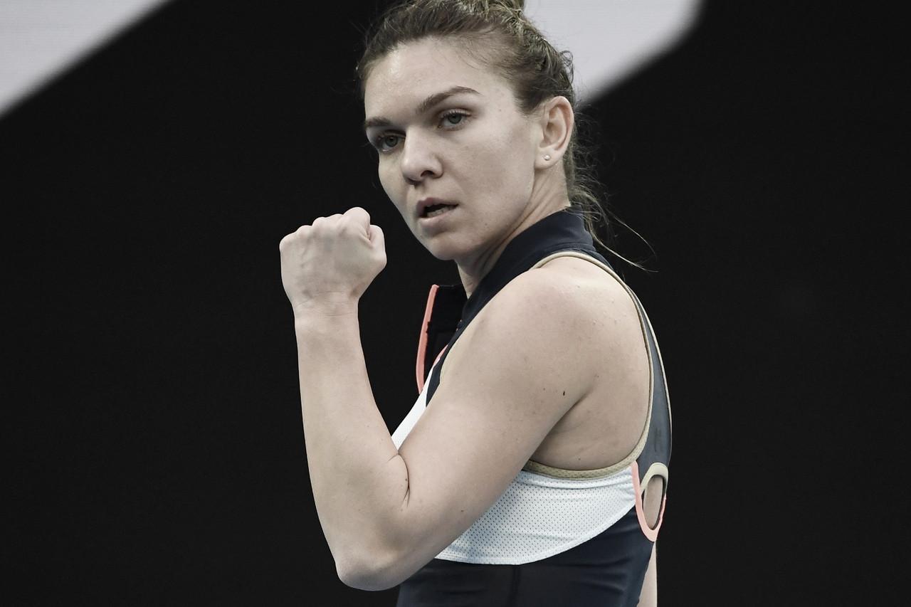Halep consegue vitória confortável sobre Cabrera e avança no Australian Open