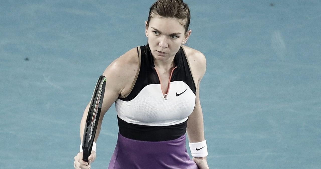 Halep busca virada no terceiro set e superaTomljanovic no Australian Open