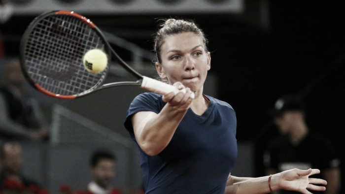 Halep nuevamente en la final de  Madrid