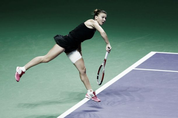 WTA Finals: Ivanovic batte Halep, ma non basta. Williams avanti