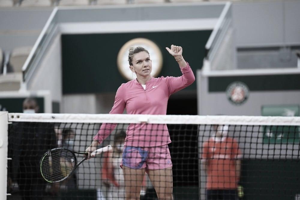 Em grande estilo, Halep consegue revanche contra Anisimova em menos de uma hora