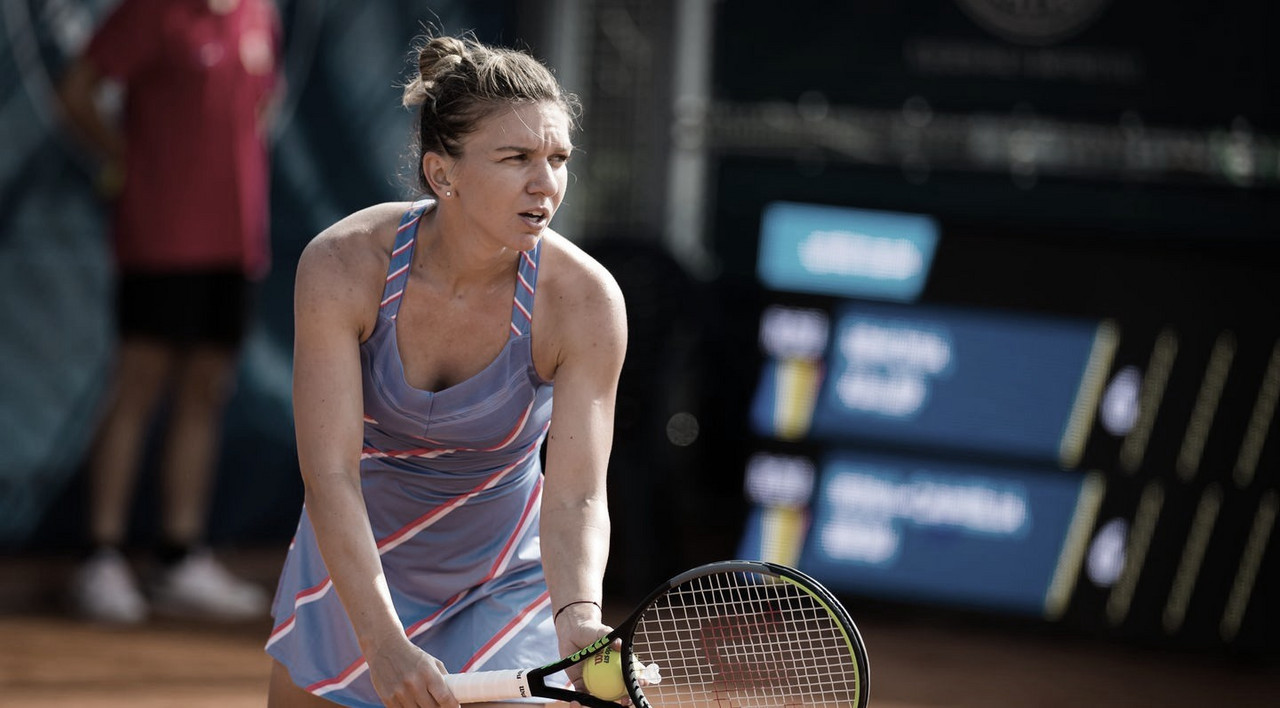 Halep supera compatriota Begu e avança à final do WTA de Praga