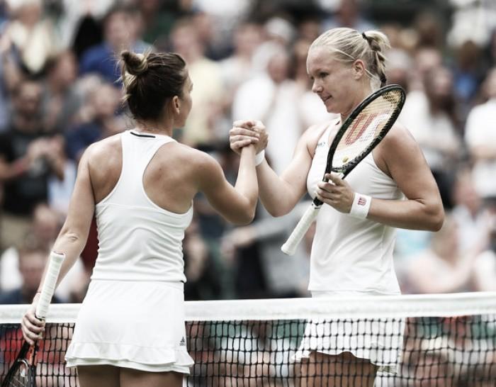 WTA Rome semifinal preview: Simona Halep vs Kiki Bertens
