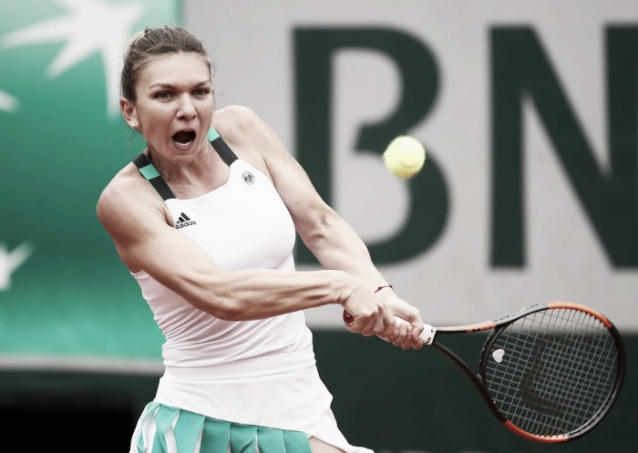 Halep se retira de Washington