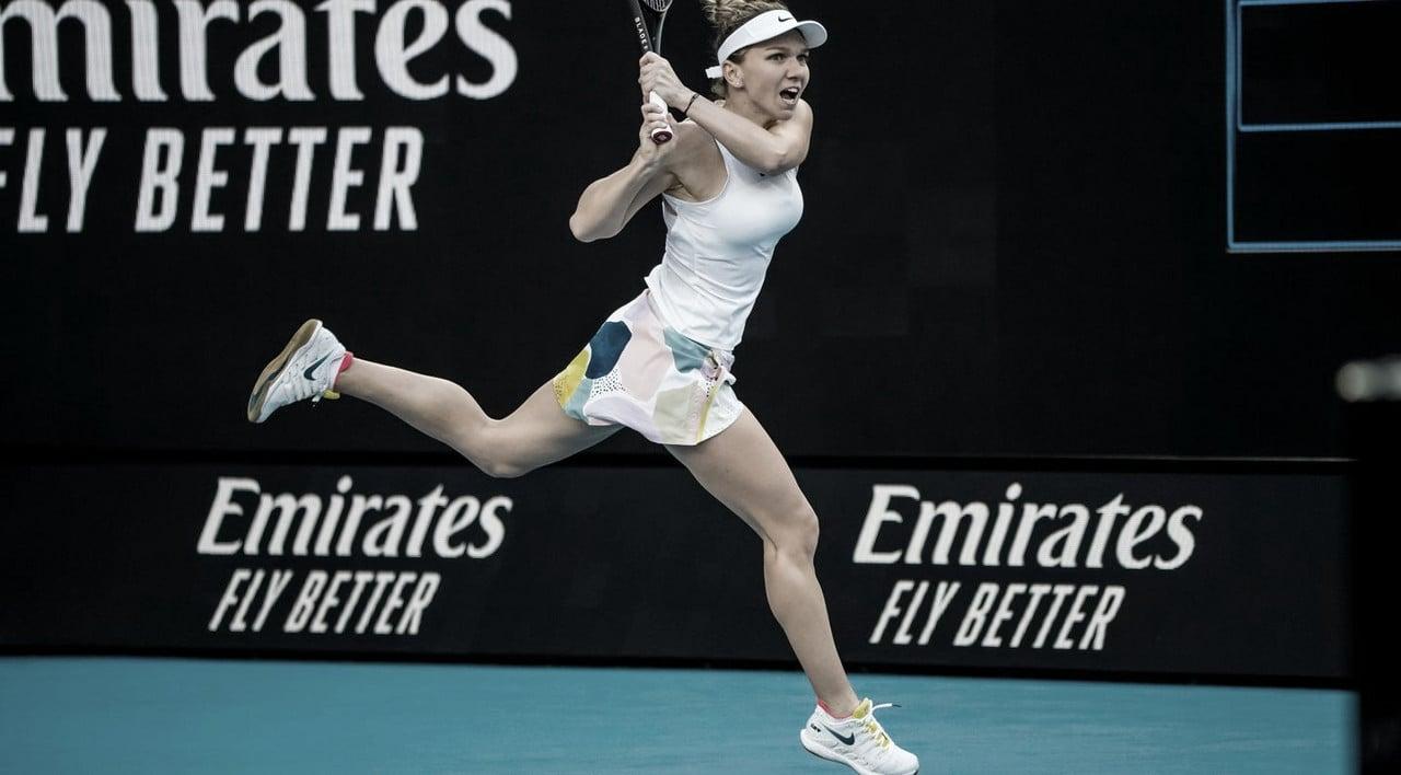 Halep supera Dart e avança no Australian Open