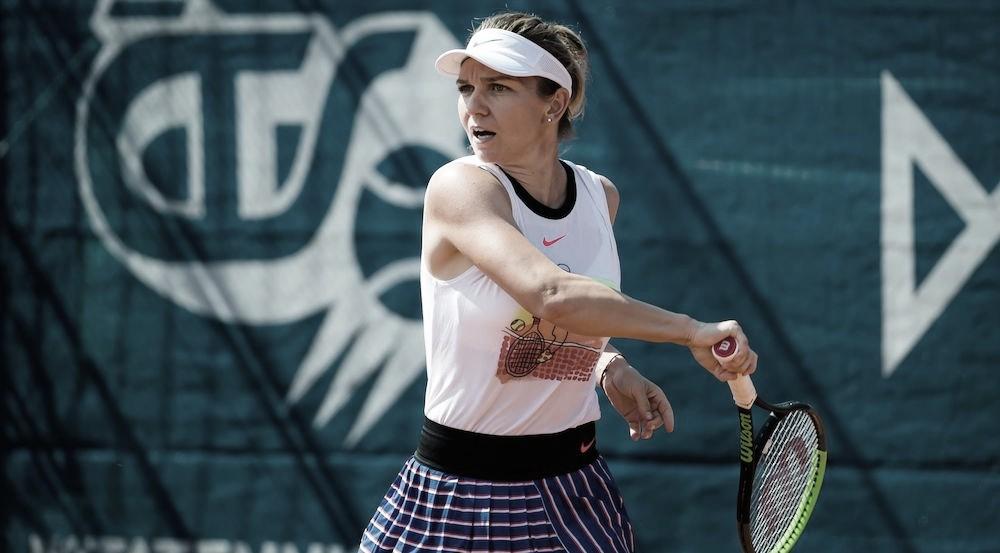 Halep atropela Frech e segue às semifinais no WTA de Praga