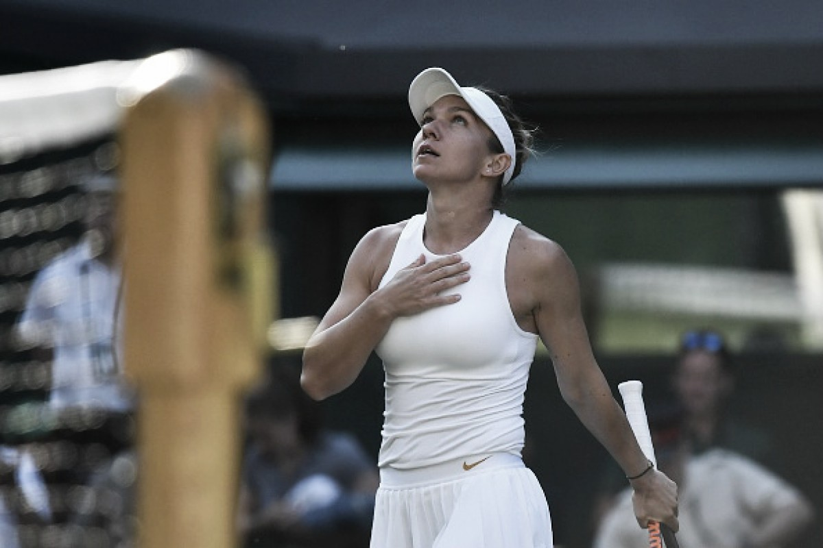 Número um do mundo, Halep estreia em Wimbledon com vitória tranquila sobre Nara