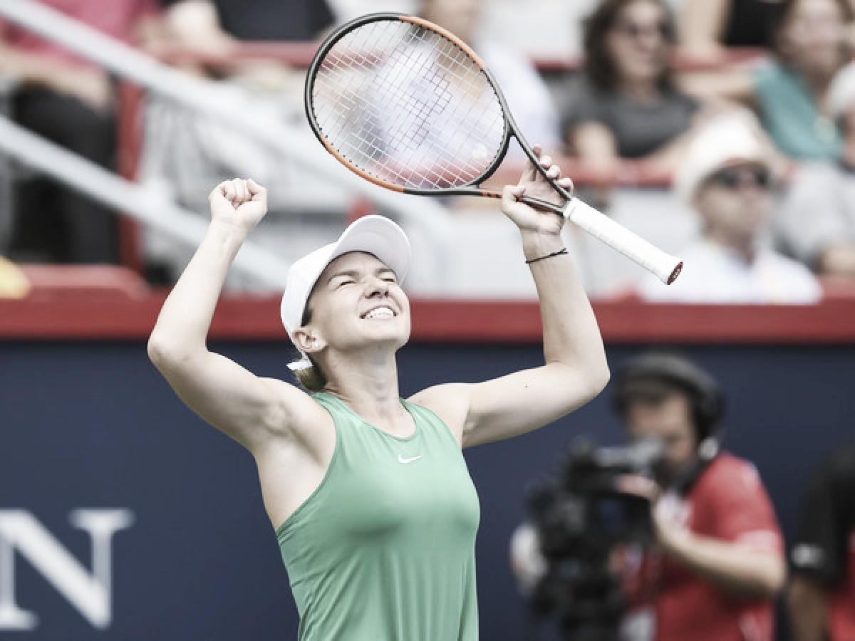 WTA Rogers Cup: Simona Halep produces unbelievable comeback, edges Anastasia Pavlyuchenkova in three sets
