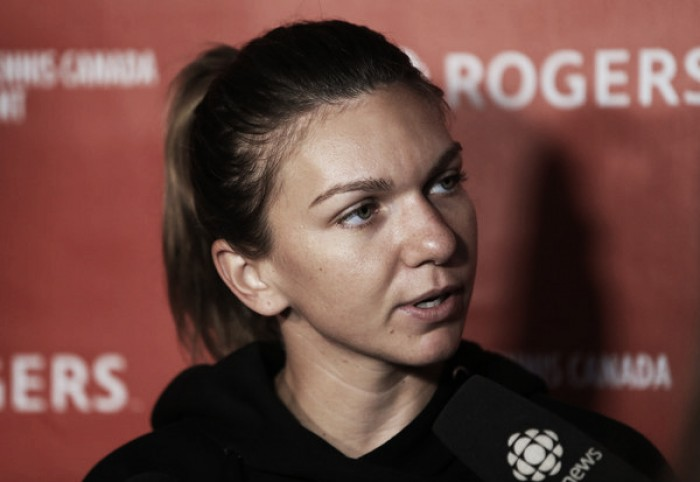 Simona Halep: I like playing in Canada