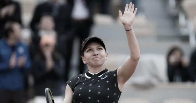 Halep desiste do WTA de Palermo após aumento de casos de Covid-19 em seu país