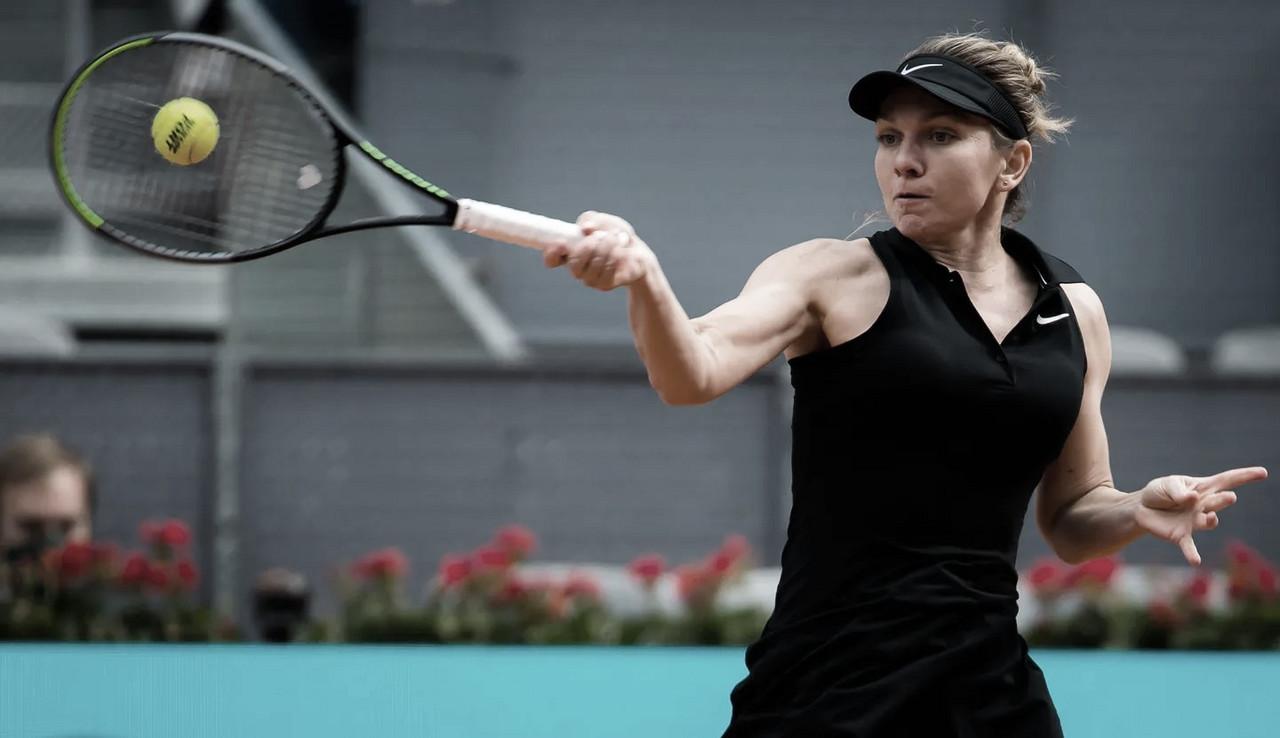 Halep domina Zheng e avança no WTA 1000 de Madrid