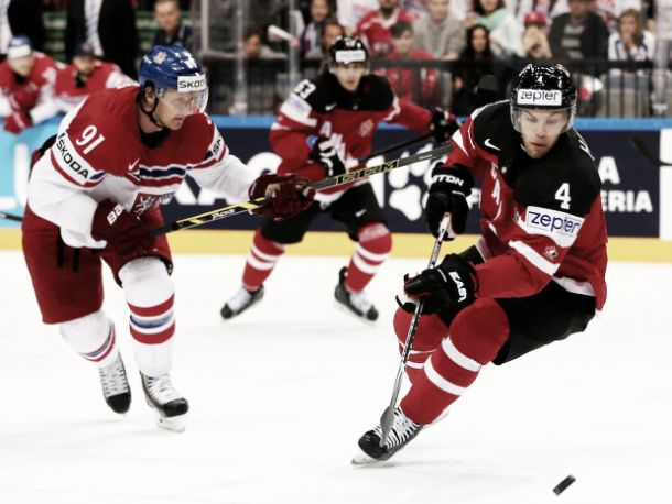 Canada Remain Perfect At World Championships With Win Over Czech Republic