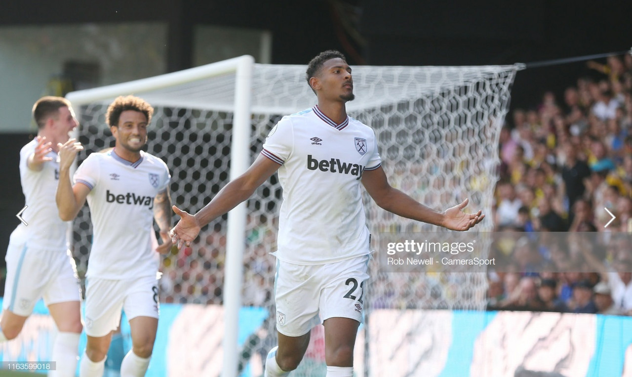 Watford 1-3 West Ham United: Haller double sinks Hornets