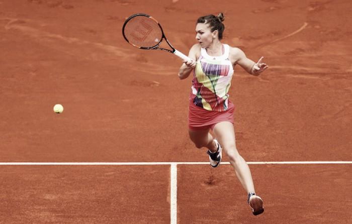 WTA Madrid: Simona Halep si Irina Camelia Begu, in ...  |Halep Begu