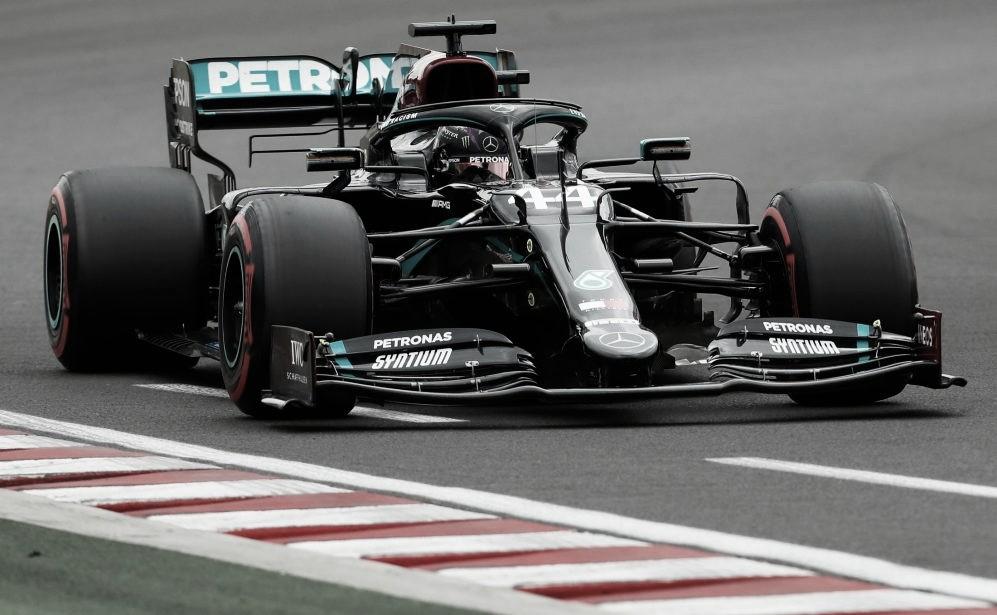 Hamilton domina, bate recorde de Hungaroring e conquista sua 90ª pole