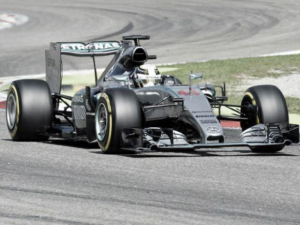 Italian Grand Prix: As it happened - Hamilton wins but investigations under way