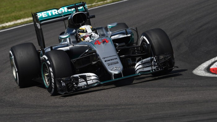 FP3 Sepang, Hamilton prenota la pole