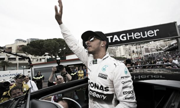 Monaco Grand Prix - Qualifying: Hamilton takes maiden Monaco pole