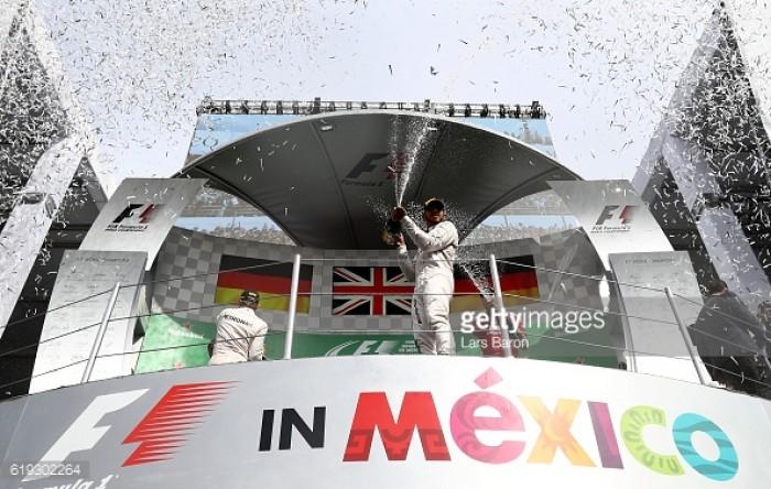 Mexican GP 2016: Hamilton reigns supreme in Mexico
