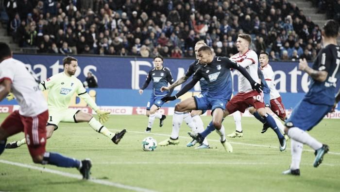 Hamburgo supera Hoffenheim, volta a vencer e respira na Bundesliga