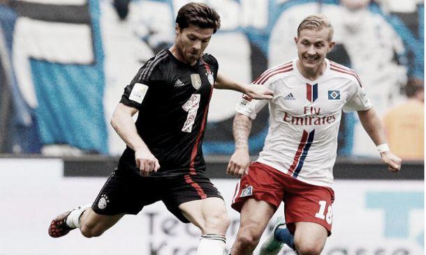 Resultado Partido Hamburgo vs Bayern de Múnich en vivo y en directo online