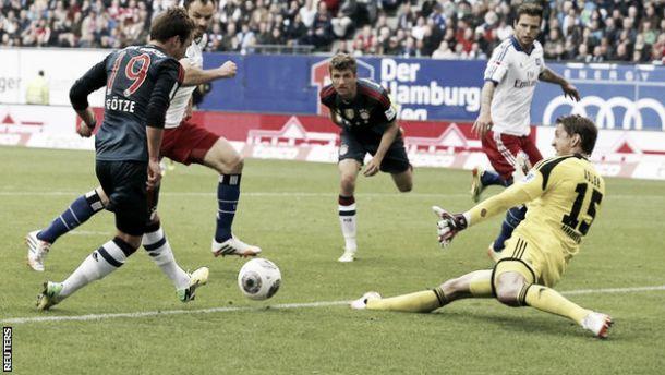 Hamburgo vs Bayern de Múnich en vivo y en directo online