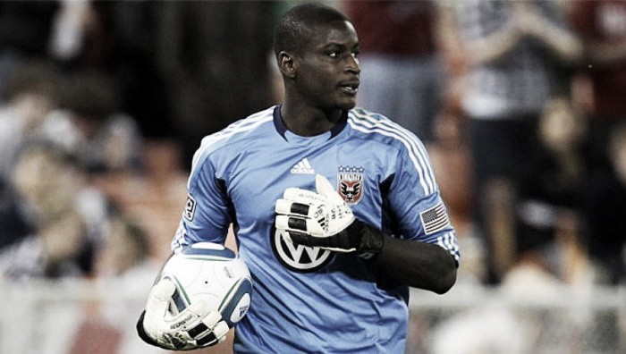 Bill Hamid earns a spot on the United States 2017 Gold Cup squad