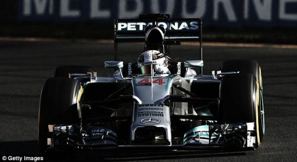Lewis Hamilton no llevará el número 1 en 2015