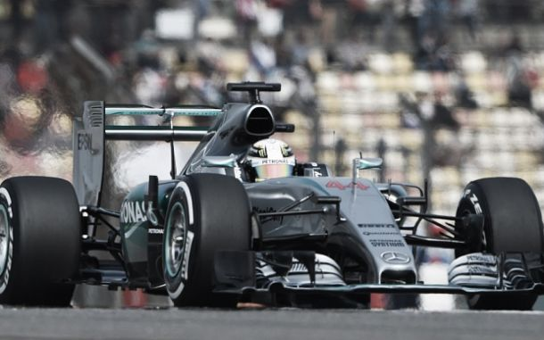 Chinese Grand Prix - Race - As It Happened - Hamilton Wins Again In China