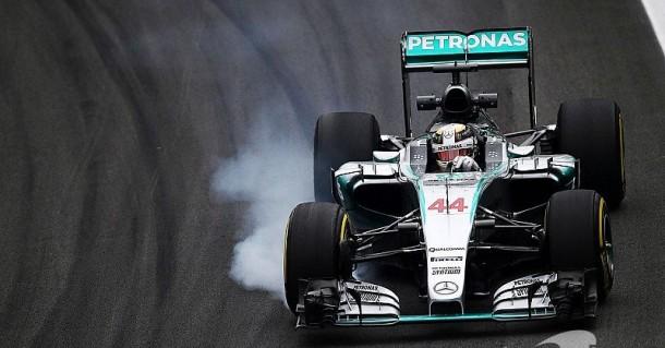 Lewis Hamilton comienza mandando en Abu Dhabi