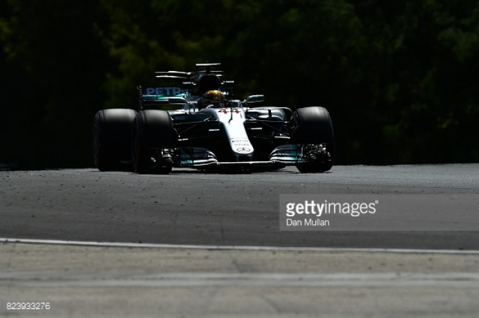 "Hamilton and Bottas admit Mercedes Formula 1 team ""have work to do"""