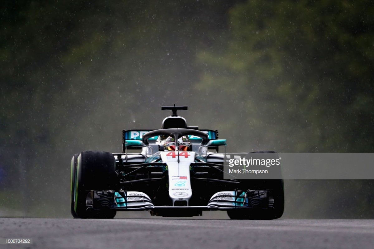 Lewis Hamilton garante pole position no GP da Hungria