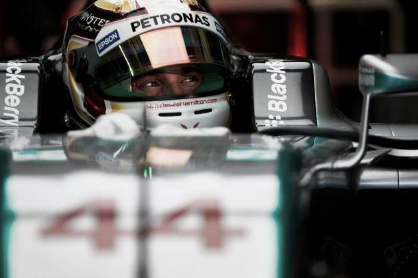 """Lewis Hamilton: """"Estoy seguro que en los próximos días mejoraremos"""""""