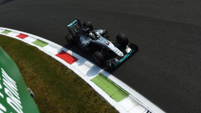 Libere 2 Monza, è sempre Mercedes