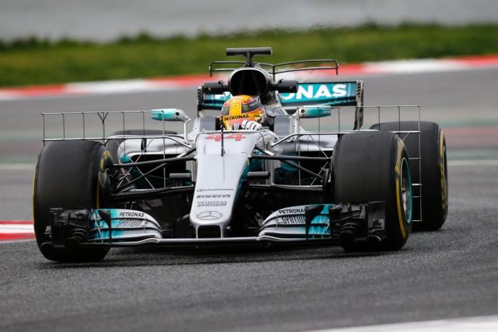 Formula 1 - La seconda mattinata premia Hamilton