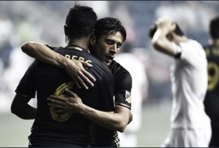 Philadelphia Union knockHarrisburg City Islanders out of US Open Cup with late winner